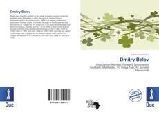 Bookcover of Dmitry Belov
