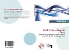 2012 CNGvitall Prague Open kitap kapağı