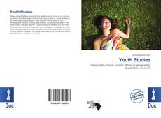 Bookcover of Youth Studies