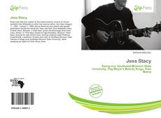 Bookcover of Jess Stacy