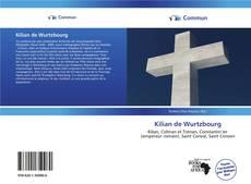 Couverture de Kilian de Wurtzbourg