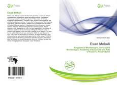 Bookcover of Esad Mekuli
