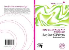 Copertina di 2012 Green World ATP Challenger