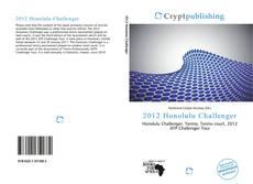 Bookcover of 2012 Honolulu Challenger