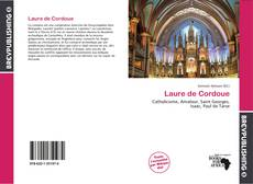 Laure de Cordoue kitap kapağı