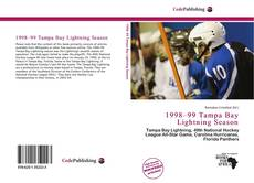 Bookcover of 1998–99 Tampa Bay Lightning Season