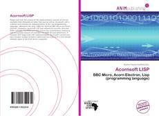 Bookcover of Acornsoft LISP