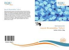Bookcover of Sayed Ihsanuddin Taheri