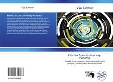 Portada del libro de Florida State University-Panama