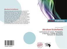 Borítókép a  Abraham Ecchellensis - hoz