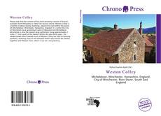 Bookcover of Weston Colley