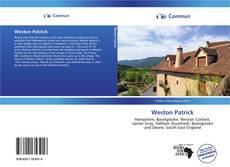 Couverture de Weston Patrick