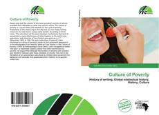 Bookcover of Culture of Poverty