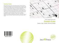 Couverture de Sudoku Cube