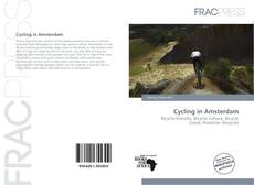 Bookcover of Cycling in Amsterdam