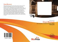 Bookcover of Goya Museum