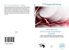 Bookcover of 2012 Lima Challenger – Singles