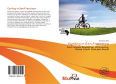 Bookcover of Cycling in San Francisco
