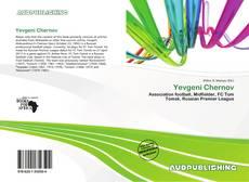 Bookcover of Yevgeni Chernov