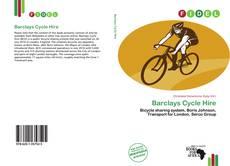 Borítókép a  Barclays Cycle Hire - hoz