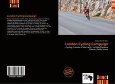 London Cycling Campaign的封面