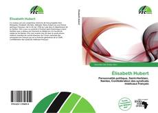 Couverture de Élisabeth Hubert