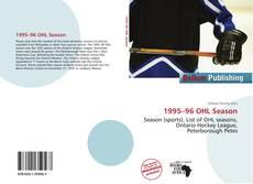 1995–96 OHL Season kitap kapağı