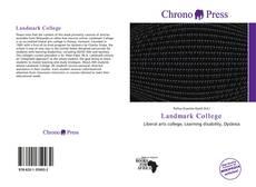 Обложка Landmark College
