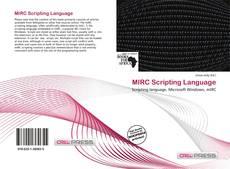 Bookcover of MIRC Scripting Language