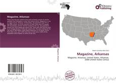 Magazine, Arkansas kitap kapağı