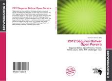 Buchcover von 2012 Seguros Bolívar Open Pereira