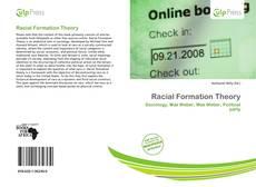 Portada del libro de Racial Formation Theory