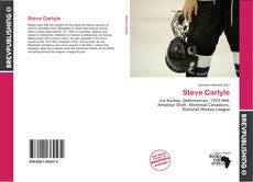 Portada del libro de Steve Carlyle