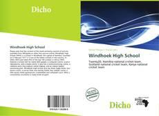 Portada del libro de Windhoek High School