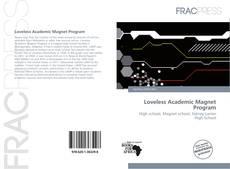 Bookcover of Loveless Academic Magnet Program