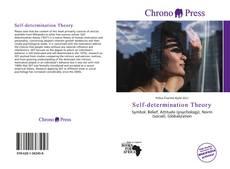 Couverture de Self-determination Theory