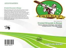 Couverture de Cricket Grounds in Kenya