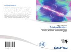 Bookcover of Cristian Ramírez