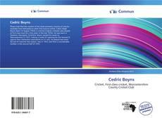 Cedric Boyns的封面