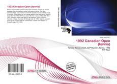 Couverture de 1992 Canadian Open (tennis)