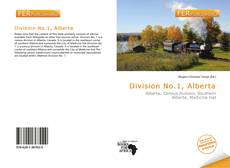 Bookcover of Division No.1, Alberta