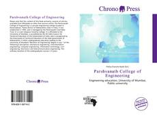 Bookcover of Parshvanath College of Engineering