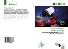 Anders Lexell kitap kapağı