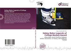 Обложка Hobey Baker Legends of College Hockey Award