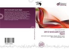 Portada del libro de 2012 UniCredit Czech Open