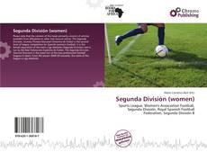 Bookcover of Segunda División (women)
