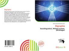 Buchcover von Digraphia