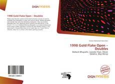 Capa do livro de 1998 Gold Flake Open – Doubles