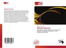Bookcover of Nikolai Gontar