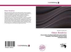 Omar Bendriss kitap kapağı